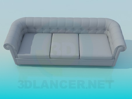 3d model Sofas - preview