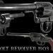3d Colt-Revolver-1903 model buy - render