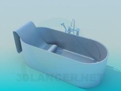 सीट के भीतर स्नान