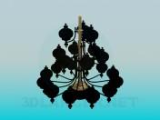 Chic chandelier
