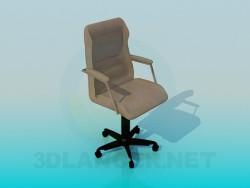 पहियों पर कुर्सी