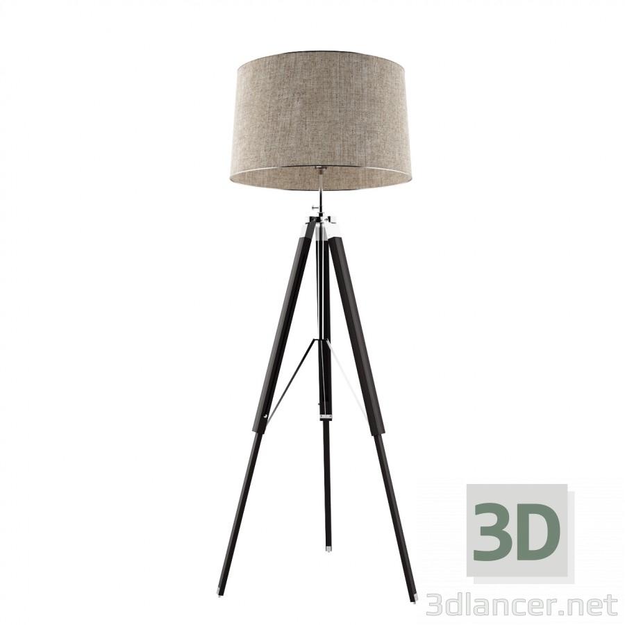 3d model Lamp Floor - preview