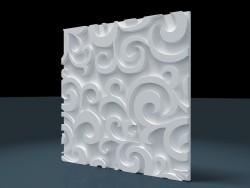 Панель 3D «Лист»