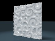 3D панелі «Лист»