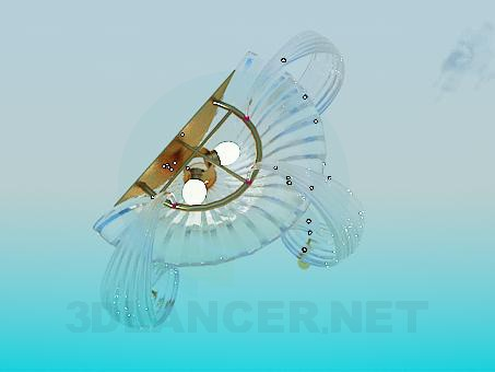 3d model Sconce Glass - preview