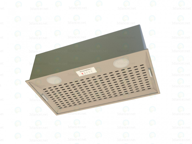 SMEG KSEG5 Extractor-1 3D modelo Compro - render