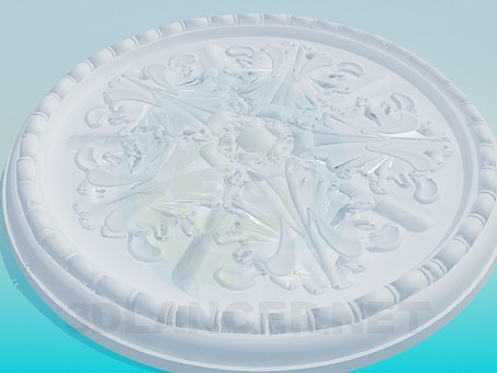 3d model Ceiling - preview