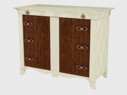 Chest of drawers (ART. 6015)