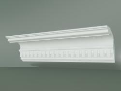 Plaster cornice with ornament KV511