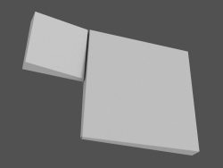 Pannelli 3D Kvadro