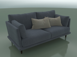 Double sofa Alfinosa (2000 x 1000 x 730, 200AL-100-ARL / W)