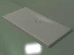Shower tray (30UB0112, Clay C37, 140 X 70 cm)