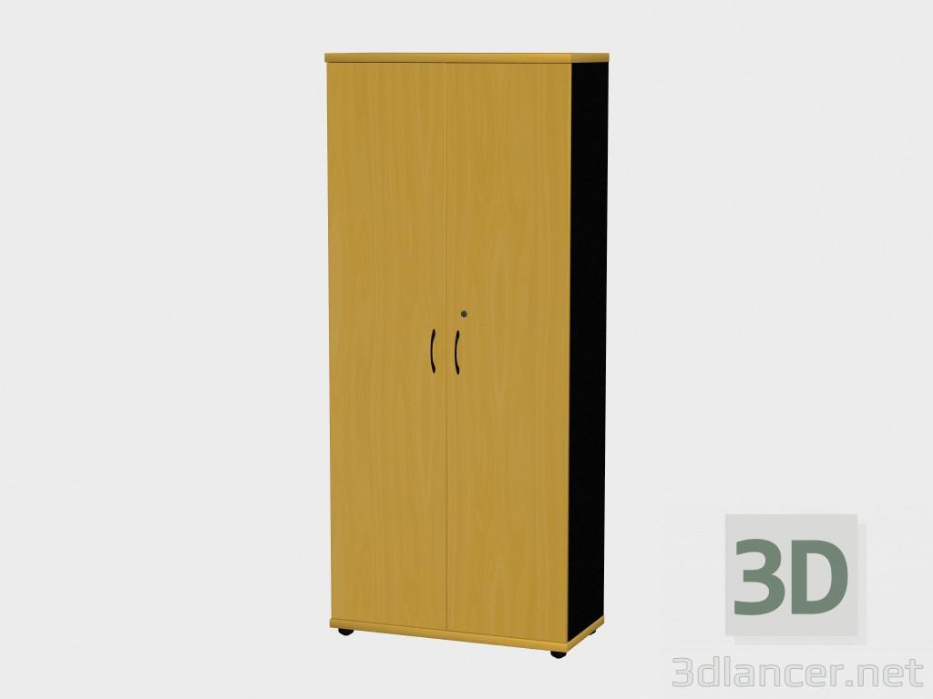 3d модель Шафа Моно-люкс (G5S05) – превью