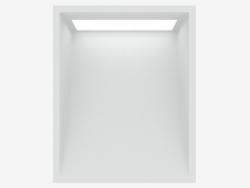 Recessed दीवार प्रकाश स्थिरता GHOST वर्ग (C8026W)