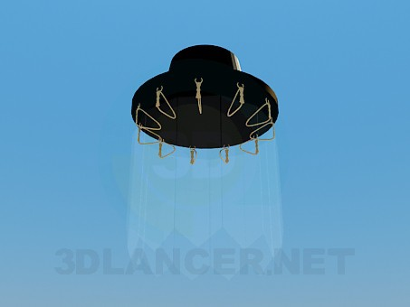 3d model The Luminaire - preview