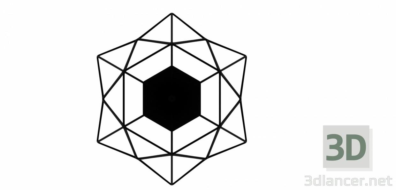 3d Diamonds light модель купити - зображення