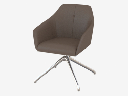 Chair with armrests DS-279-201