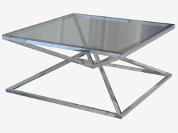 Coffee table Connor 100x100 H 45cm (110184)