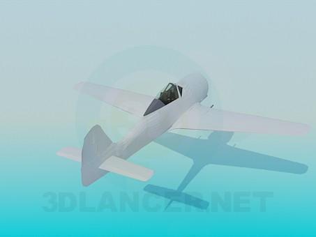 3d model Focke Wulf FW190 A3 - preview