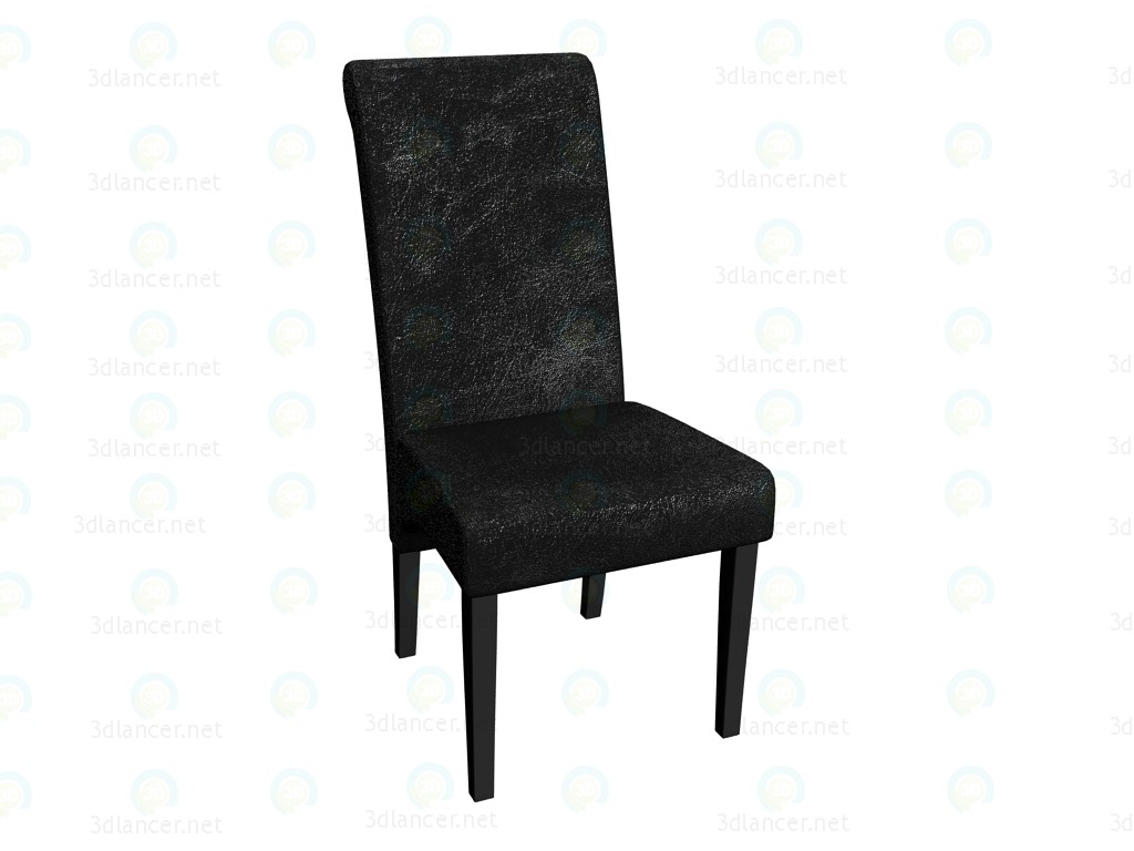 "3d model Chair ""Isis Coffee/Nappalon"" - preview"