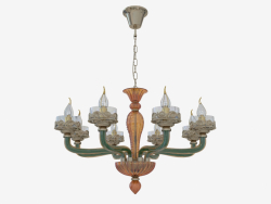 Fixture (Chandelier) Barclay (4001 8)