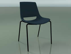 Chair 1213 (4 legs, stackable, fabric upholstery, V39)