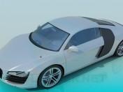 Audi R8 rs