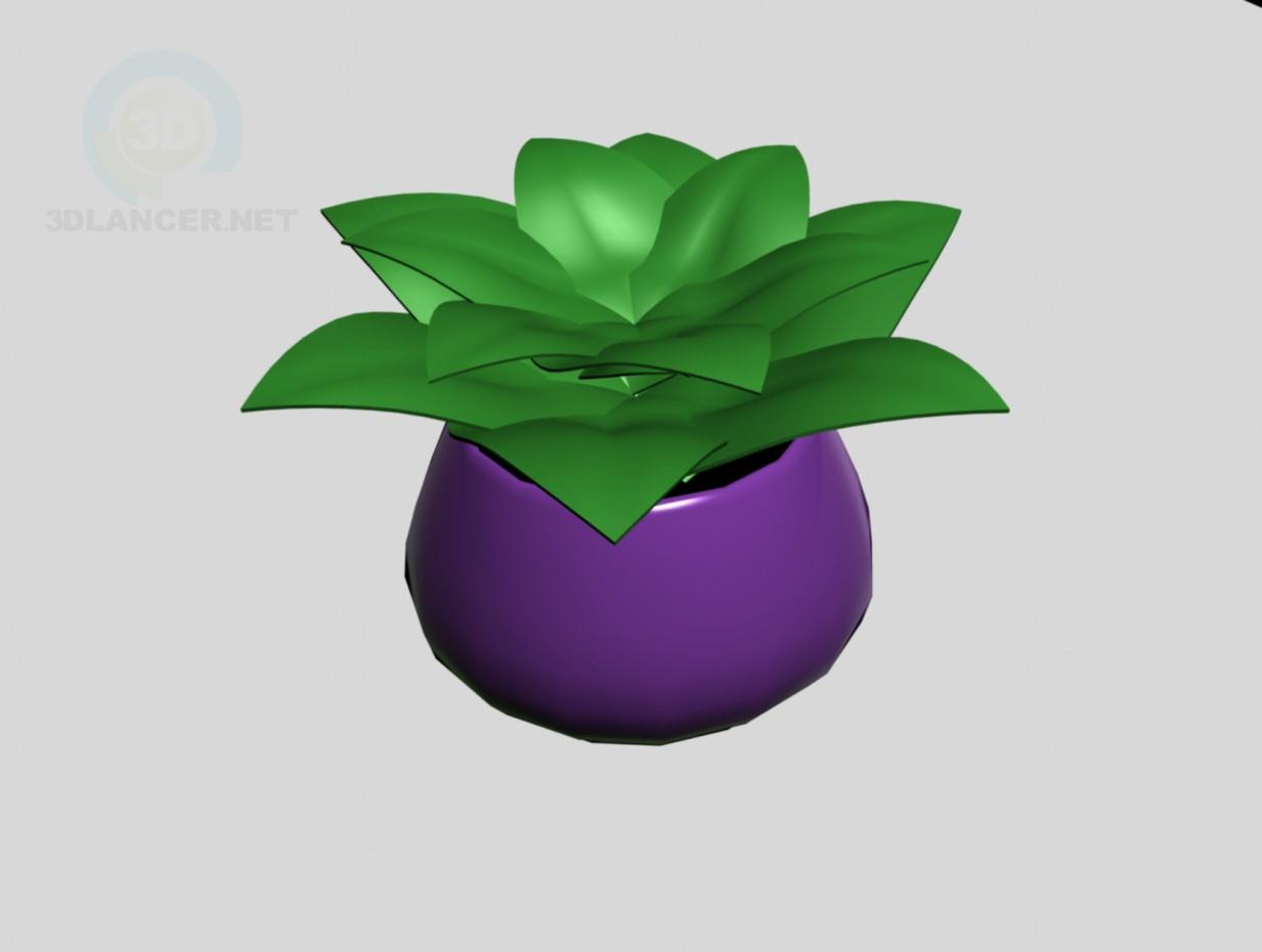 3d model Vase - preview