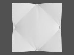 Pannello 3D Ampir (opzione 2)