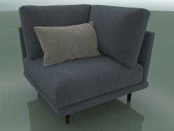 Alfinosa Corner Module (1000 x 1000 x 730, 100AL-100-C / W)