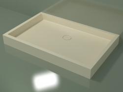 Shower tray Alto (30UA0132, Bone C39, 140x90 cm)