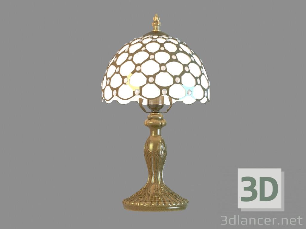 Modelo 3d l mpara de mesa a3168lt 1ab del fabricante arte for Modelos de lamparas