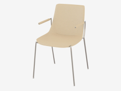 Chair with armrests DS-717-52