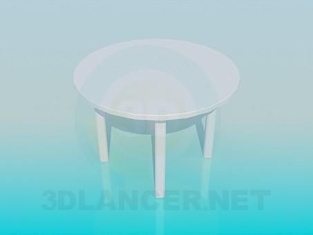descarga gratuita de 3D modelado modelo Mesa de la barra