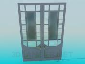 Двері подвійні