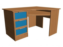 Corner desk K714-l