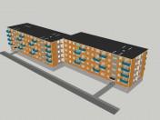 Hostel panel