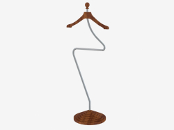 Clothes hanger (art. JSL 3603)
