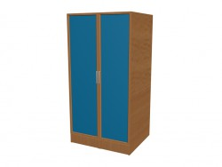 Шкаф 2-х дверный К131