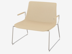 Chair with armrests DS-717-562