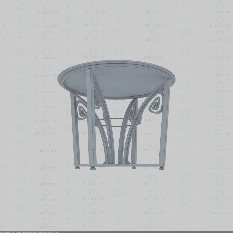 3d Стол модель купить - ракурс