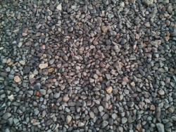 Gravel, pebbles, small stone