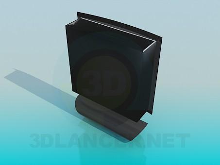 3d модель Телевизор – превью