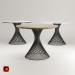 3d model Speral Dinner Table - preview