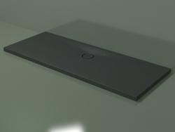 Shower tray (30UB0114, Deep Nocturne C38, 180 X 70 cm)