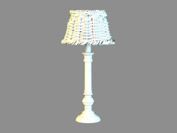 Table lamp A3400LT-1WH