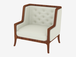 Armchair leather (art. JSL 3711a)