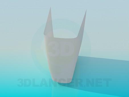 modelo 3D Soporte para lavabo - escuchar