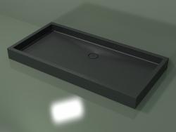 Shower tray Alto (30UA0134, Deep Nocturne C38, 180x90 cm)