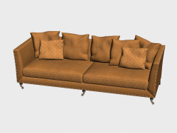 Sofa Victory Classic (orange, 250h99)